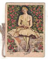 CALENDARIETTO  LA TESSILE 1929 - Calendari