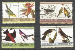 Vogels - St.Vincent & Grenadines