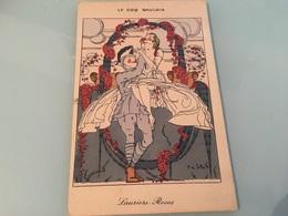 Ancienne Carte Postale - Illustrateur - B De Selles - Illustrateurs & Photographes