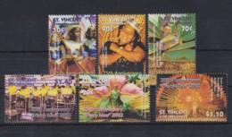 Z647. St Vincent - MNH - Culture - Cultures