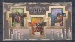 E648. Guinee - MNH - 2011 - Bible - Religion - Abraham - Otros