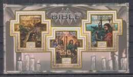 E648. Guinee - MNH - 2011 - Bible - Religion - Adam - Otros