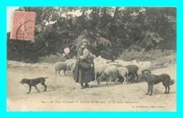 A782 / 191  23 - Au Pays Creusois Bellone Vé Las Cart ( Mouton ) - Autres Communes