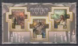 E648. Guinee - MNH - 2011 - Bible - Religion - Moise - Otros