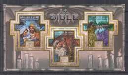 E648. Guinee - MNH - 2011 - Bible - Religion - Noe - Otros