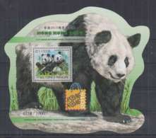 A648. S.Tome E Principe - MNH - 2015 - Nature - Wild Animals - Panda -Bl - Sellos