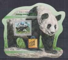 A648. S.Tome E Principe - MNH - 2015 - Nature - Wild Animals - Panda -Bl - Timbres