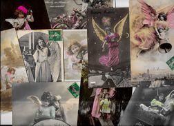Lot 767 De 10 CPA Anges Déstockage Pour Revendeurs Ou Collectionneurs - 5 - 99 Postcards