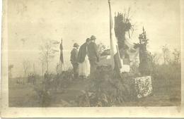 "3863 ""MESSA AL CAMPO-I° WW ""  FOTO ORIGINALE - Guerra, Militari"