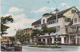 SURINAME - PARAMARIBO - 1960-1970 - Hoofdbureau Van Politie - Gezicht Uit Suriname - Surinam