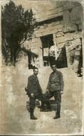 """3864 """"ATENE 1942 """"  FOTO ORIGINALE - Guerra, Militari"""