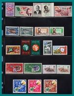 Mali Entre N° 1 Et 518 +  PA N° 11 Et 506 + Tx 7 à 20 + S 1 à 20 + Blocs ** MNH 8 SCANS (forte Cote > à Voir !) TB - Mali (1959-...)