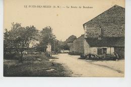 LE PUITS DES MEZES - La Route De Bondons - France