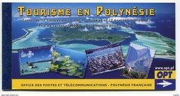 RC 12794 POLYNESIE N° C779 CARNET TOURISME EN POLYNESIE COTE 28€ NEUF ** - French Polynesia