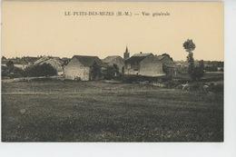 LE PUITS DES MEZES - Vue Générale - France