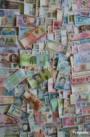 Alle Welt 1.000 Verschiedene Banknoten  Aus Zahlreichen Ländern - Lots & Kiloware (min. 1000 Stück)