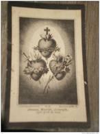 Doodsprentje Image Mortuaire Eugenie Gillis Drongen 1844-1893 Weduwe Amandus De Prest - Décès