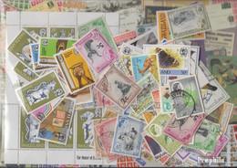 Swasiland Briefmarken-500 Verschiedene Marken - Swaziland (1968-...)