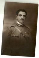 """3871 """" IL SOLDATO VITTORIO ASSALE NEL 1919 """"  FOTO ORIGINALE - Guerra, Militari"""