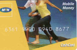 South Africa Bank Card Mobile Money, MTN Banking Magnetic Card, Powered By Standard Bank - Cartes De Crédit (expiration Min. 10 Ans)