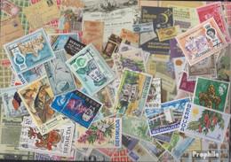 Bermuda-Inseln Briefmarken-500 Verschiedene Marken - Bermuda