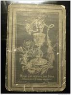 Doodsprentje Image Mortuaire Maria Camilla Schelstraete Docheter Edward En Melanie Heye Drongen 1850-1880 - Décès