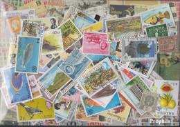 Mauritius Briefmarken-400 Verschiedene Marken - Mauritius (1968-...)