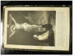 Doodsprentje Image Mortuaire Adward Schelstraete X Melania Heye Drongen 1820-1898 Schepen Sedert 1854, Landbouwdecoratie - Décès