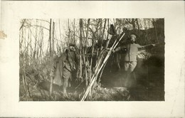 "3874 "" SOLDATI - I WW "" FOTO ORIGINALE - Guerra, Militari"