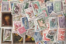 Mauretanien Briefmarken-500 Verschiedene Marken - Mauritania (1960-...)