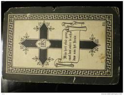 Doodsprentje Image Mortuaire Amelie De Weirdt Wed August De Sonville Zomergem Lovendegem 1823-1897 - Décès