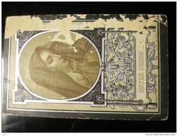 Doodsprentje Image Mortuaire Melania Toch Drongen 1821-1906 - Décès