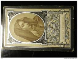 Doodsprentje Image Mortuaire Francisca Cornelis Drongen 1829-1906 Echtgenote August De Somer - Décès
