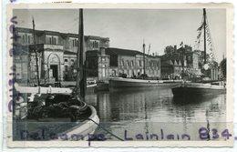 -  COGNAC - Quai De La Charente Et Hennesy, Petit Format, Glacée, Peu Courante, écrite, 1908, TBE, Scans. - Cognac