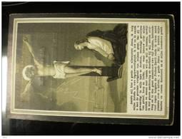Doodsprentje Image Mortuaire Maria Theresia Van De Walle Drongen 1835 Baarle 1906 - Décès