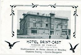 Saint Cast  Hotel Saint Cast  Pension De Famille...... - Saint-Cast-le-Guildo