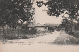 51 PASSAVANT-EN-ARGONNE ENTREE DU VILLAGE COTE NORD - France