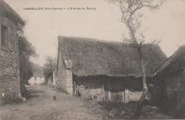 87 JABREILLES L'ENTREE DU BOURG - France