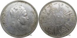 Irak / Iraq - Faisal II - Royaume 100 Fils 1953-AH1372 - TTB+ - Mon3207 - Iraq