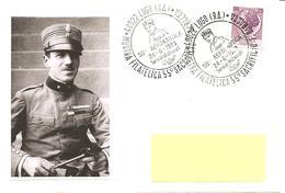 ITALIA - 1973 LUGO (RA) 50° Aeronautica Militare E 55° Sacrificio Di FRANCESCO BARACCA - Militaria