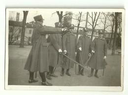 "3879 ""ALLIEVI UFFICIALI ARTIGLIERIA - 1930"" FOTO ORIGINALE - Guerra, Militari"