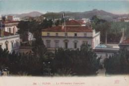 AL57 Tunis, La Residence Francaise - Tunisia