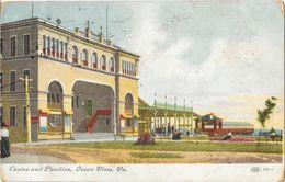 Norfolk, Virginia VA - Casino And Pavilion Ocean View - I.R.C.N. & Co. - Norfolk