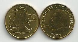 Philippines 50 Sentimo 1994. High Grade - Filippine