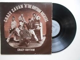 Crazy Cavan And The Rhythm Rockers – Crazy Rhythm - 33 Trs - Bon état (Lot 178) - Rock