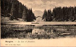 MORGINS - Le Lac Et Frontière - VS Valais