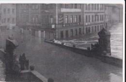 AN18 Hochwasser Katastrophe, Nurnberg, 1909, Museumbruecke - Local Publisher - Nuernberg