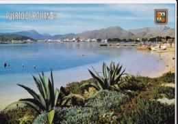 AN18 Mallorca, Puerto De Pollensa, Vista Parcial - Mallorca