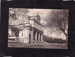"86607    Italia,    Roma,  Fontana Dell""acqua  Paola,  VG  1914 - Roma (Rome)"