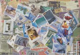Austral. Gebiete Antarktis Briefmarken-100 Verschiedene Marken - Australian Antarctic Territory (AAT)